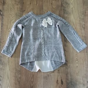 [Blush by Us Angels] Grey Sweater